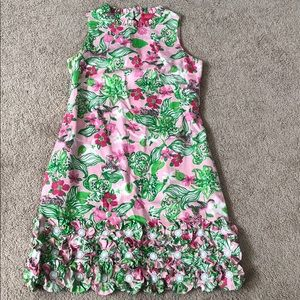 Lilly Pulitzer Tiger Lily Dress